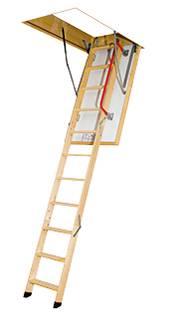 Чердачная лестница LTK Thermo 600×1200
