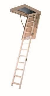 Чердачная лестница LWS Smart 600×1200 (280см)