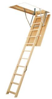Чердачная лестница LWS Plus 600×1200 (280см)