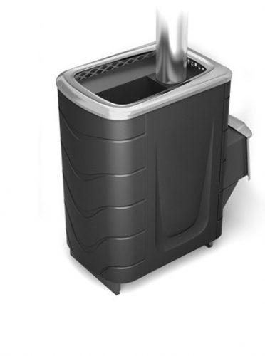 Банная печь Тунгуска 2011 Carbon ДН антрацит (Термофор)