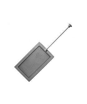 1427 LK Задвижка дымохода (140х270)